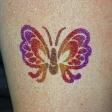 glitter-butterfly